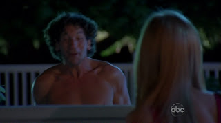 Jon Bernthal Shirtless on Eastwick s1e03