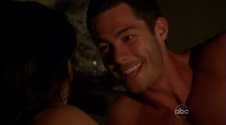 Brian Hallisay Shirtless on Eastwick s1e04