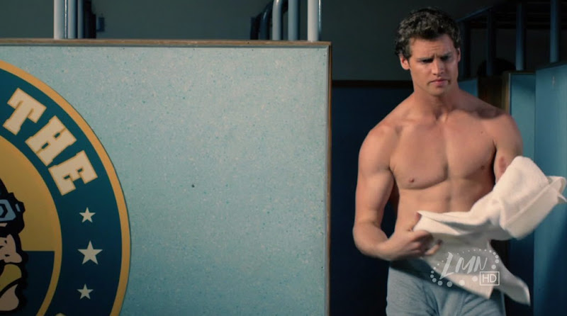 Jared Keeso Shirtless in Seven Deadly Sins