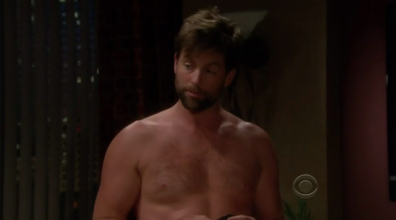 Michael Muhney Shirtless on the Young and the Restless 20100609