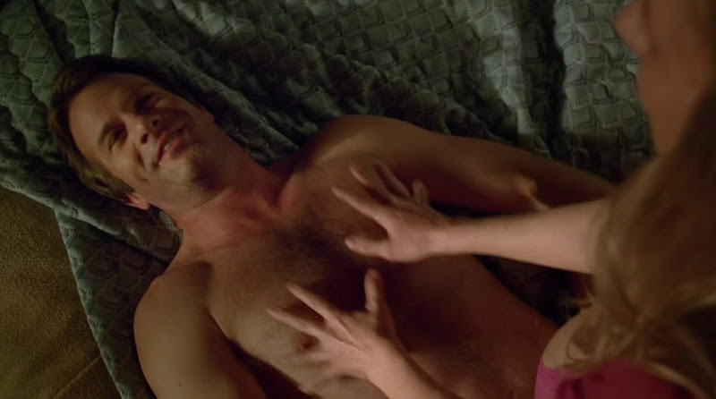Thomas Jane Shirtless on Hung s2e03