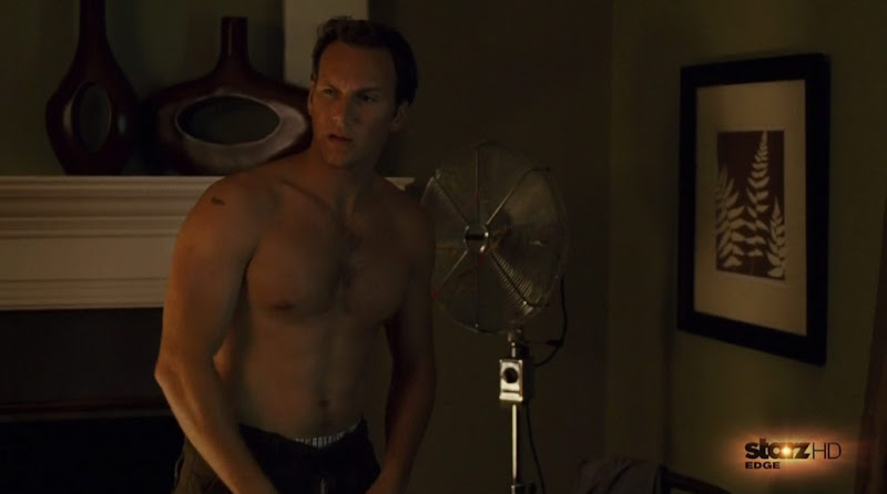 Patrick Wilson Shirtless in Lakeview Terrace