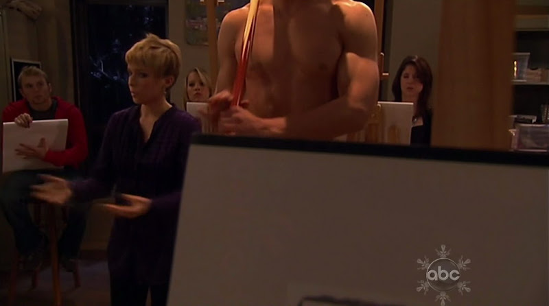 Maxwell Zagorski Shirtless One Life To Live 20101207