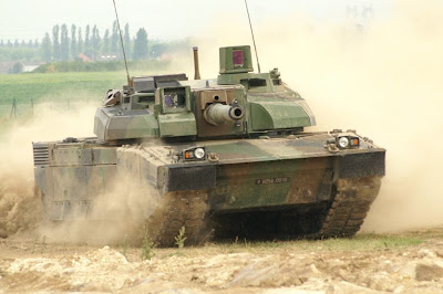 AMX-56 Leclerc, France Main Battle Tank (MBT