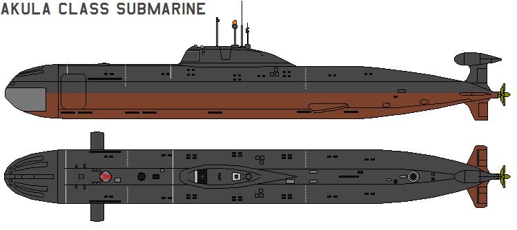 Akula Class Akula Class Submarine