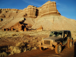 The Jeep Adventures