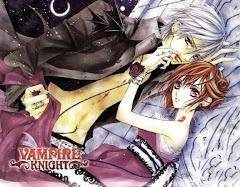 Zero y Yuuki