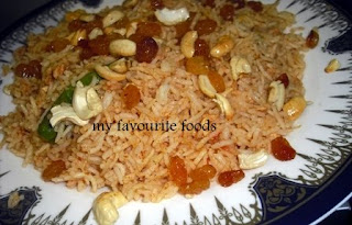 CHICKEN-TOMATO RICE