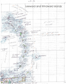 Map of leeward and windward islands enviroramble The windward