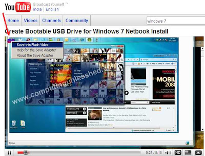 flash+video+save+adapter+for+opera+window Download/Save Flash Videos in Opera Directly with Flash Video Save Adapter