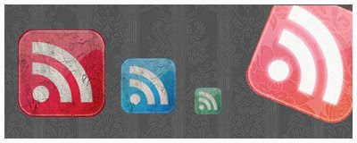 Grunge Rss Feed Icons Awesome Rss Feed Icons
