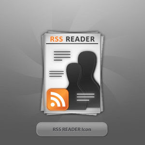 RSS READER Icon by twinware Awesome Rss Feed Icons