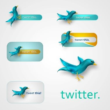 Twitter Icons by JuliusX, 400+ Beautiful Twitter Icons for your Website