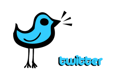twitter birdiie black 400+ Beautiful Twitter Icons for your Website
