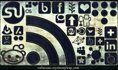 117  608x608 01 high res dark denim social media icons webtreats 75 Beautiful Free Social Bookmarking Icon Sets