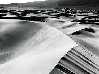Grey Desert Nature HD Wallpaper