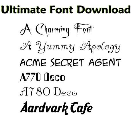 Lucinda calligraphy font