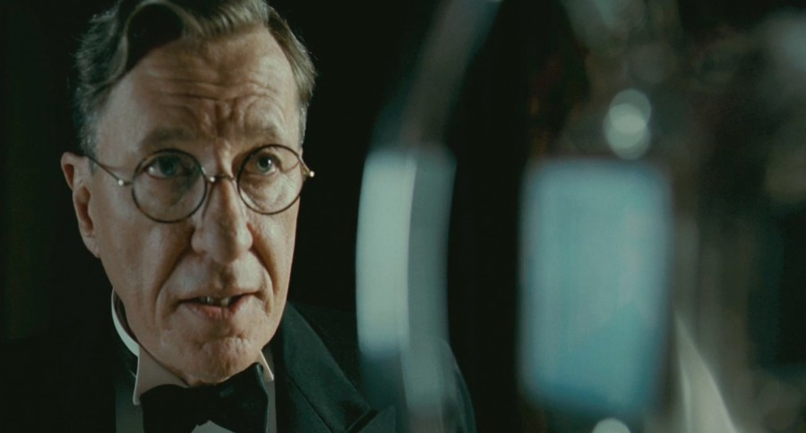 geoffrey rush young. Geoffrey Rush in The King#39;s