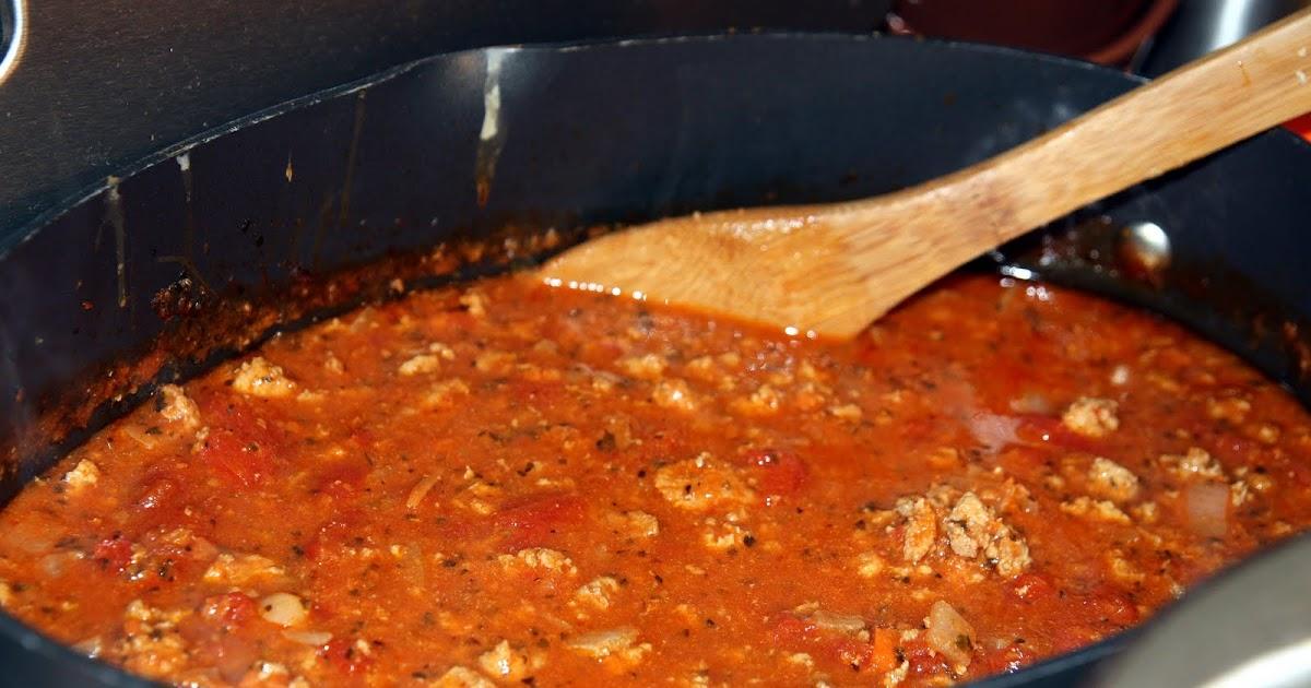 Lauren's Kitchen: Pastor Ryan's Bolognese Sauce