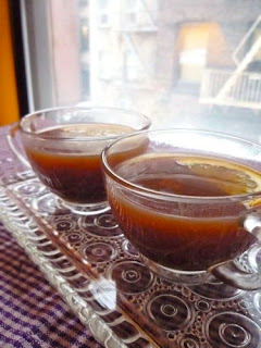 Hot and Spicy Apple Cider