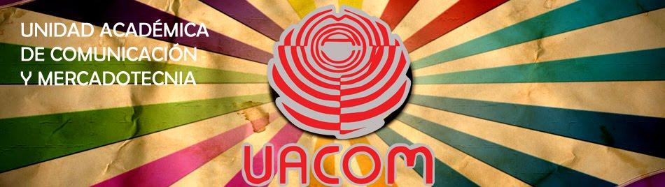 UACOM Unidad Académica de Comunicación y Mercadotecnia UAG - Radio y TV por internet