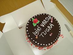 Doğum günüm. Yaşlandık yaaa :((