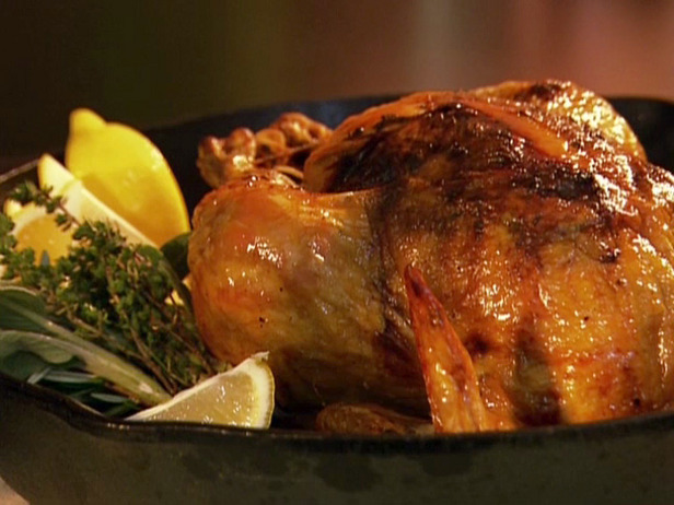 Robertson Recipe Box: Gina Neely's Perfect Roast Chicken with Gravy