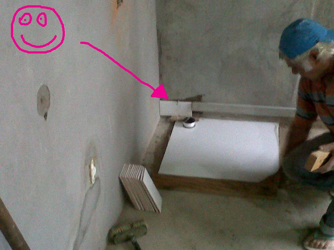 BOTA A MÃO NA CABEÇA QUE VAI COMEÇAAAAAAAAAAAAAAAAAAR #BC0F73 1072x804 Banheiro Com Azulejo Deitado