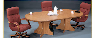 High-Pressure Correll Conference Table