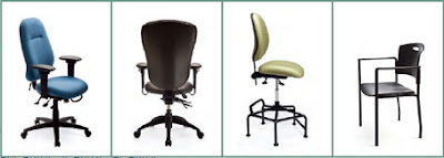 Ergonomic Office Chairs from ergoCentric Seating Systems
