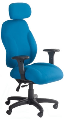 Ergonomic Office Chair from Ergocraft Contract Solutions