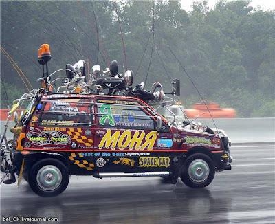 carro russo