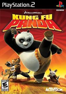 baixar capa Kung Fu Panda   PS2 | NTSC