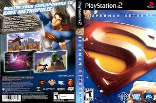 Baixaki Superman Returns | PS2 | NTSC Completo