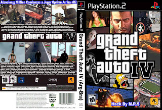 GTA IV (Hack GTA: San Andreas) | NTSC
