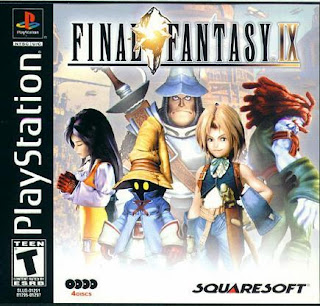 capa Final Fantasy IX | PS1 | NTSC