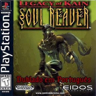 Legacy+of+Kain+Soul+Reaver Legacy of Kain: Soul Reaver | PS1 | NTSC