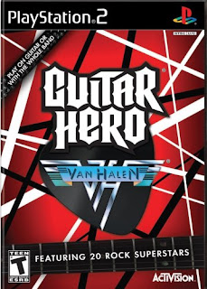 Download Guitar Hero: Van Halen   PS2   NTSC