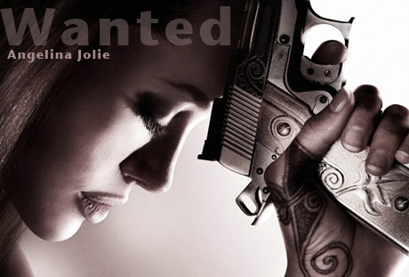 angelina jolie wallpaper wanted. angelina jolie in wanted