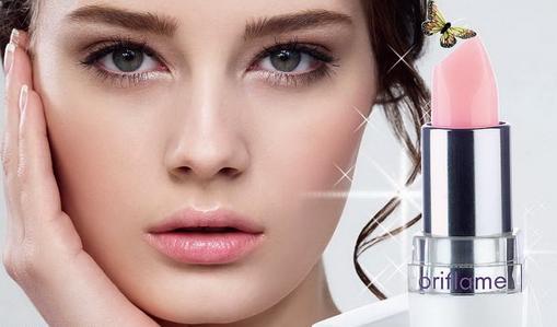 Bán son môi Oriflame Beauty Heart Triple Colour Lipstick 3 lõi tình yêu cực mới.  với Giá 125.000 VNĐ