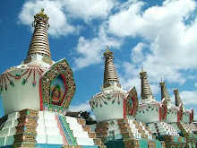 Estupas budistas