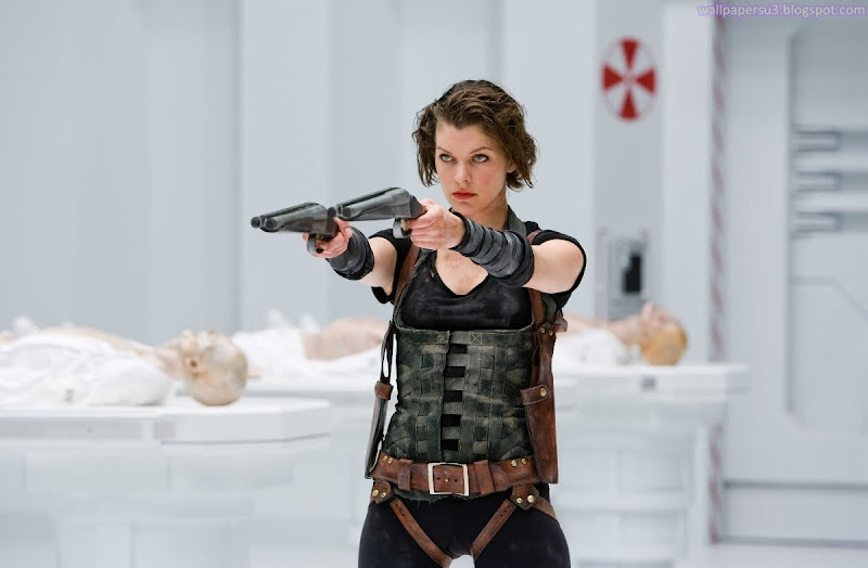 2010 Resident Evil After Life Widescreen wallpaper 3