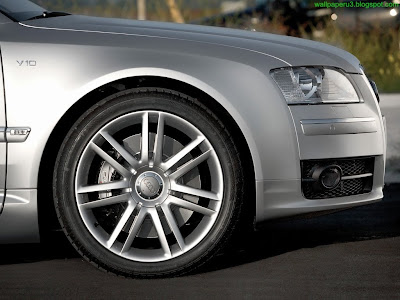 Audi S8 Standard Resolution wallpaper 4