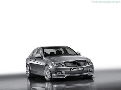 Mercedes Benz C Class Standard Resolution wallpaper 11