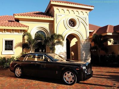 Rolls Royce Phantom Standard Resolution Wallpaper 10