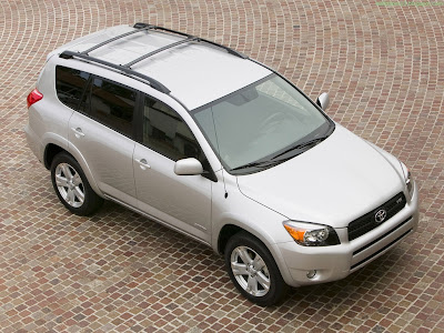 Toyota RAV4 Standard Resolution Wallpaper 7