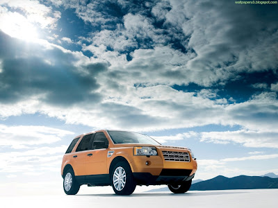Land Rover Freelander Standard Resolution Wallpaper 1