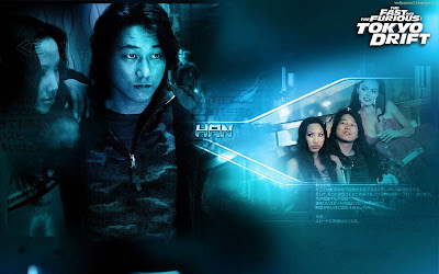 Fast and the Furious Tokyo Drift Standard Resolution Wallpaper 3