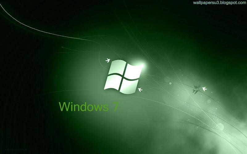 Windows 7 Widescreen Wallpaper 1