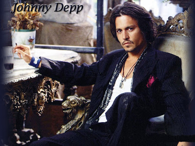 Johny Depp Standard Resolution Wallpaper 8